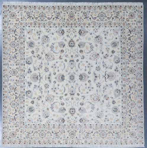 Nain Classic Kashmar Persian Rug (Ref 23) 307x295cm