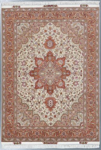 Fine Tabriz 50 Raj Persian Rug (Ref 46) 205x150cm
