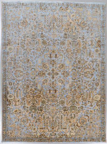 Tabriz Distressed Persian Rug (Ref 212) 310x225cm