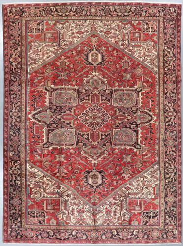 Heriz Vintage Village Bakhshayesh Persian Rug c1950 (Ref 186) 400x285cm
