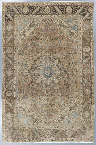 Tabriz Distressed Persian Rug (Ref 206) 300x200cm