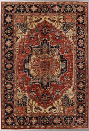 Heriz Fine Vintage Persian Rug (Ref 412a) 259x180cm