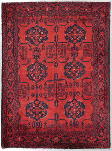 Afghan Khal Shariff  Fine Tribal Rug (Ref 786) 193x145cm