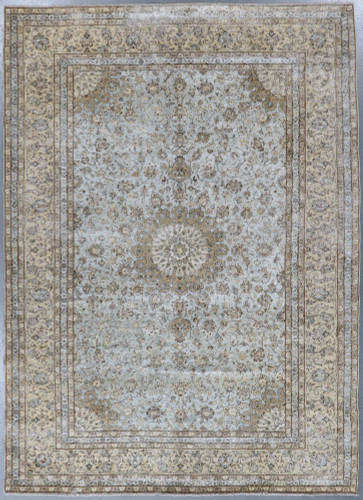 Tabriz Distressed Persian Rug (Ref 209 ) 345x240cm