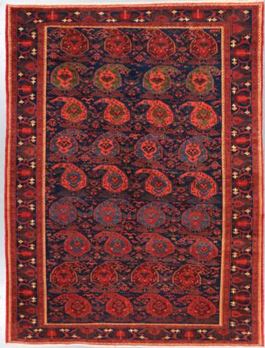 Shirvan Fine Vintage Tribal Rug (Ref 392a) 287x214cm