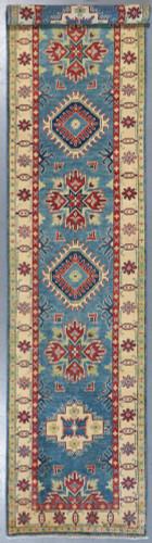 Kazak Veg Dye Runner (Ref 11011) 386x81cm