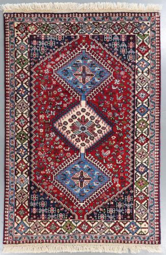 Yalameh Village Persian Rug (Ref 22) 155x105cm