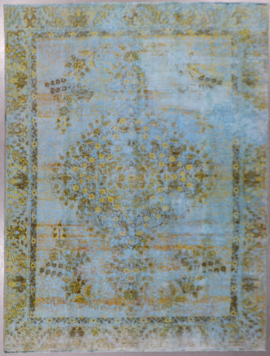 Tabriz Vintage Zero Pile Persian Rug (Ref 14) 363 x263cm