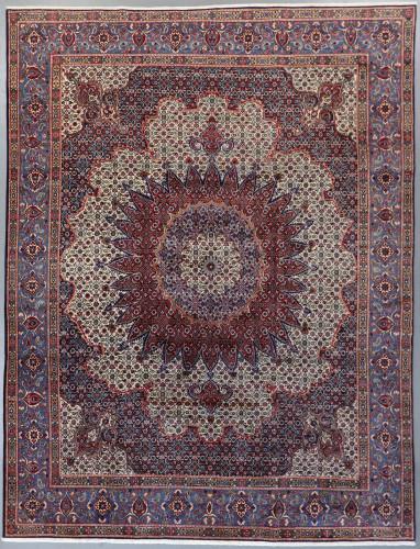 Birjand Traditional Persian Rug (Ref424) 400x310cm