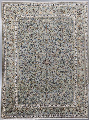 Kashan Fine Pastel Traditional Persian Rug (Ref 671) 435x325 cm