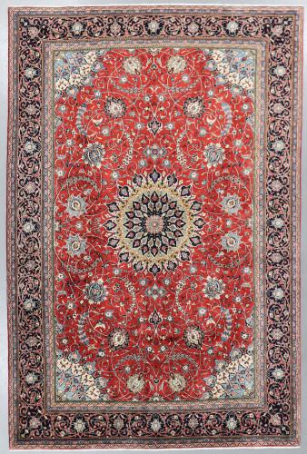 Sarouk Fine Classic Persian Rug (Ref 262) 355x235cm