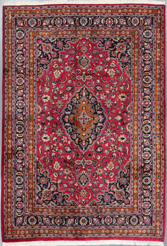 Mashad Persian Rug (Ref 637) 392x197cm