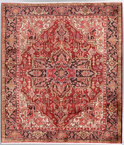 Heriz Vintage Persian Rug (Ref 515) 270x233cm