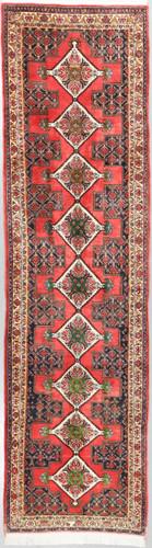 Senneh Fine Persian Runner (Ref 407) 360x106cm