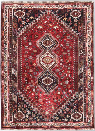 Shiraz Qashqai  Persian Rug (Ref 505) 250x180cm