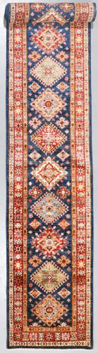 Kazak Farahan Fine Veg Dye Runner (Ref506) 721x81cm