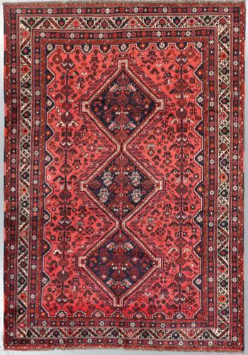 Shiraz Tribal Persian Rug (Ref 476) 305x212cm