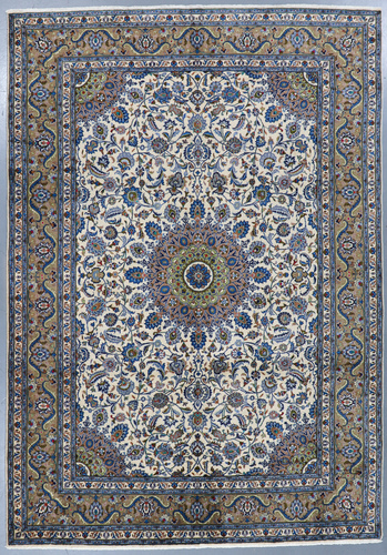 Pastel  Kashan Persian Rug (Ref 459) 355 x250cm