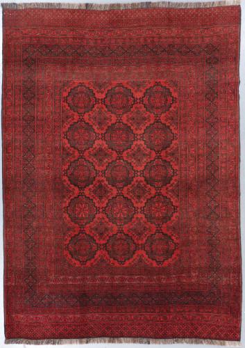 Afghan Vintage Bokhara Saruq Tribal Rug c1950 (Ref 519) 287x199cm