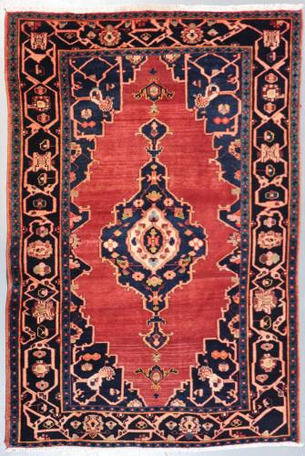 Hamadan Vintage Persian Rug (Ref 627) 215x148cm
