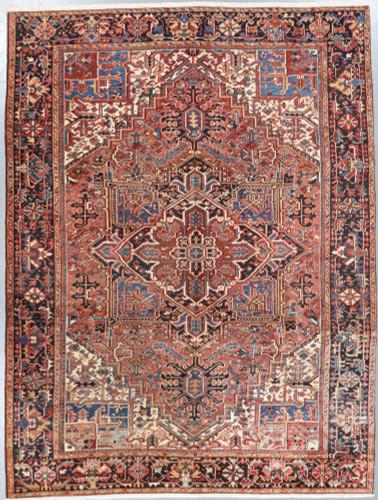 Heriz Vintage Persian Rug (Ref 62) 320x245cm