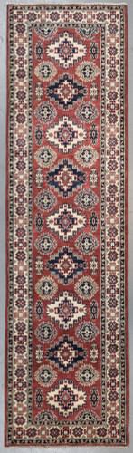 Kazak Veggie Dye Runner (Ref 5752) 299x82cm