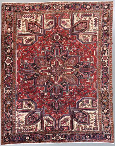Heriz Vintage Persian Rug (Ref 104) 350x260cm