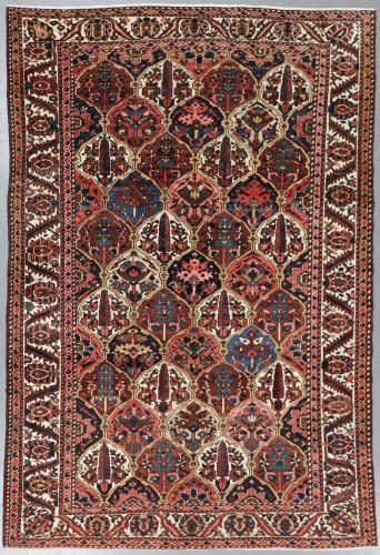 Bakhtiari Vintage Persian Rug c1950 (Ref 39) 305x205cm
