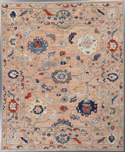 Chobi Fine Veggie Dye Rug (Ref 43) 299x248 cm