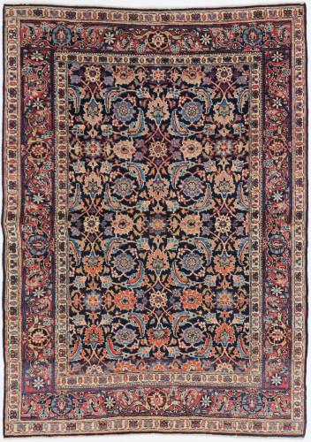 Malayer Antique Persian Rug (Ref 81) 185x140cm