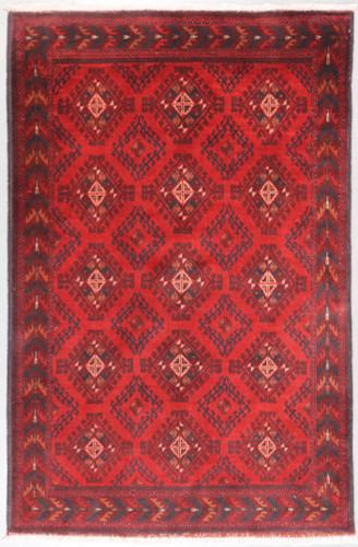 Khal Sharif Tribal Rug (Ref 344) 197x129cm