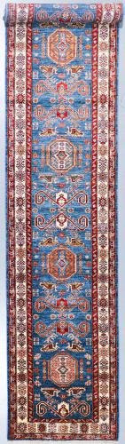 Kazak Ferehan Veg Dye Runner (Ref 807) 625x91cm