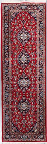 Kashan Red Persian Runner (Ref 411) 280x97cm
