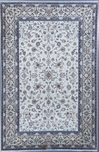 Nain Fine 6l Vintage Persian Rug (Ref 302) 300x197cm