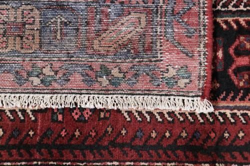 Hamadan Zenjan Vintage Persian Rug (Ref 608) 260x170cm