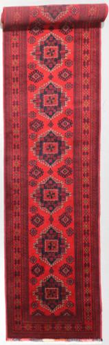 Kundus  Sharif Fine Tribal Runner (Ref 375) 473x90cm