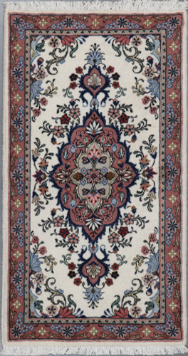 Kashan Persian Rug (Ref 230) 130x75cm