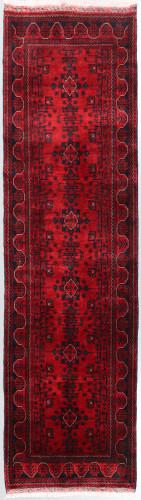 Fine Kundus Sharif Tribal Runner (Ref 1272) 305x85cm