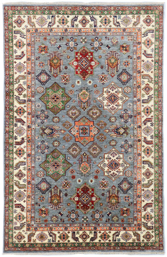 Kazak Fine Ferehan Veg Dye Rug (Ref 806) 311x203cm