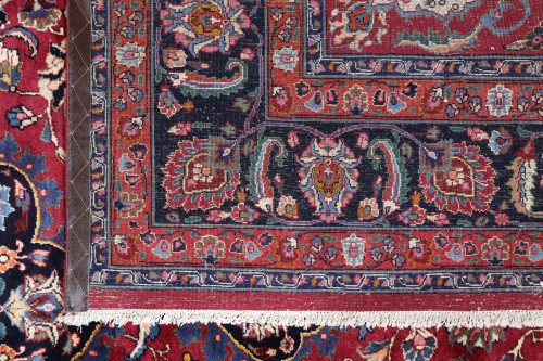 Mashad Persian Rug (Ref 635) 385x283cm