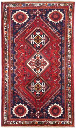 Shiraz Qashqai Fine Persian Rug (Ref 279) 234x140cm
