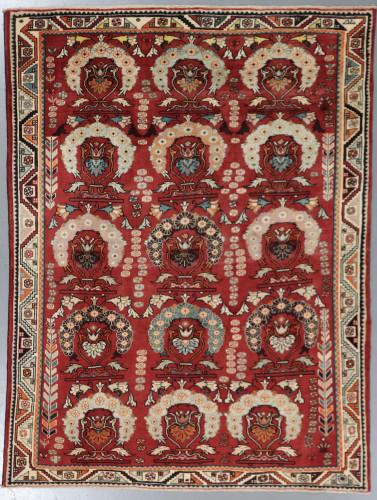 Shiraz Qashqai Vintage  Tribal Persian Rug (Ref 278) 235x170cm