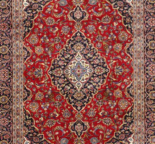Kashan Traditional Persian Rug (Ref 294) 290x200cm