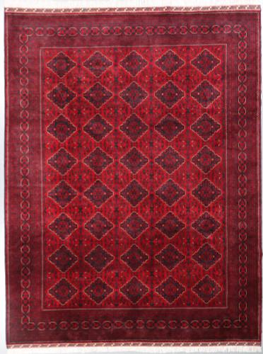 Kundus  Fine Sharif Tribal Rug (Ref 704) 401x301cm