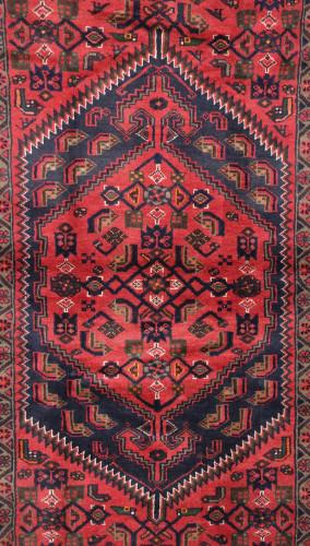 Hamadan Zenjan Persian Rug (Ref 536) 218x138cm