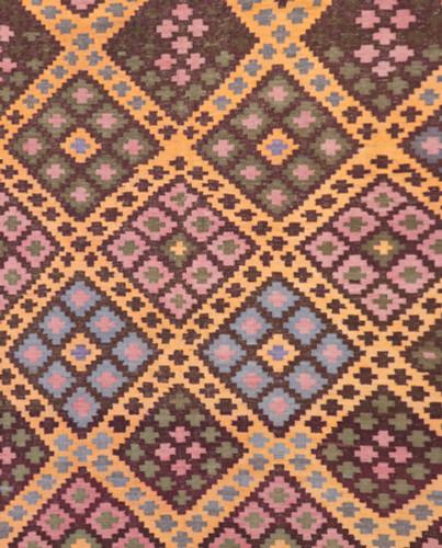 Afghan Vintage Kilim Rug (Ref 227) 322x268cm