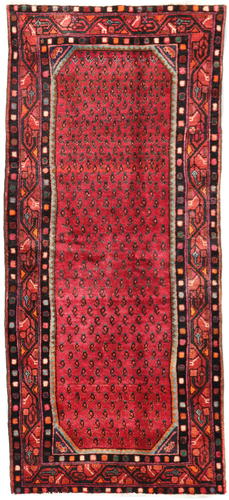 Hamadan Malayer Vintage Persian Runner (Ref 605) 200x85cm