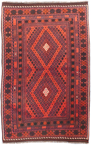 Kyber Mori Tribal Kilim (Ref 3) 392x244cm