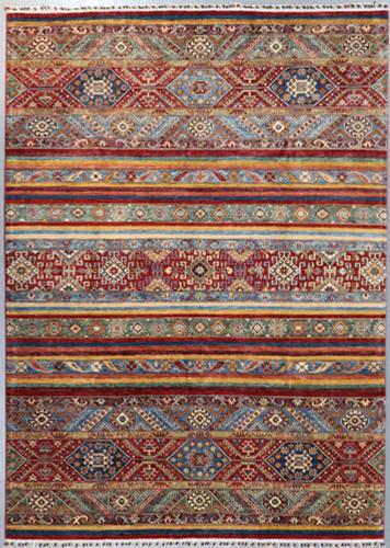 Suzani Khorjin Fine Veg Dye Rug (Ref 1206) 286x207cm