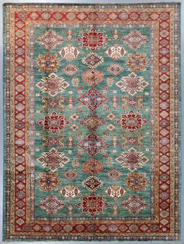 Kazak Farahan Fine Veggie Dye Rug (Ref 113) 285x213cm